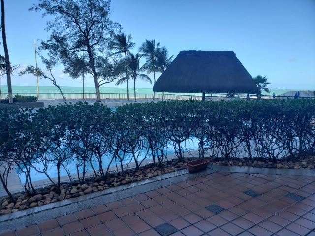 Flat temporada vista para o mar - Golden Beach Praia de Piedade - Foto 18