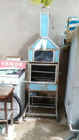 Vendo churrasqueiras ferro - Foto 5