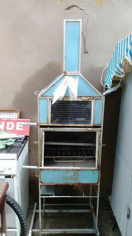Vendo churrasqueiras ferro - Foto 4