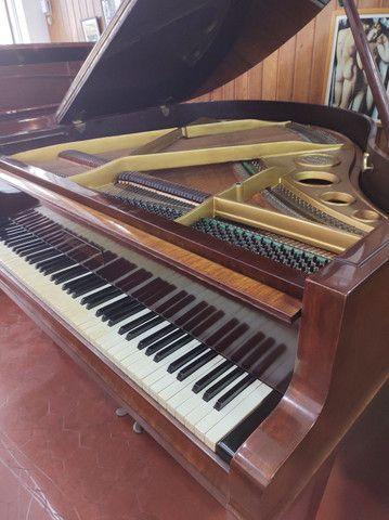 Piano de cauda  - Foto 4