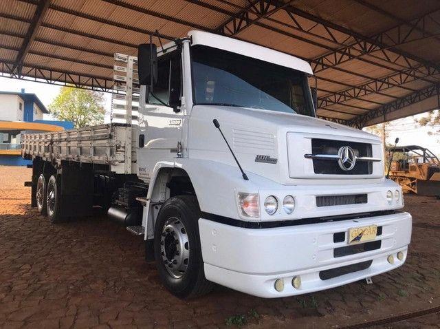 Mb 1620 6x2 (Parcelamos primeiro caminhão!)