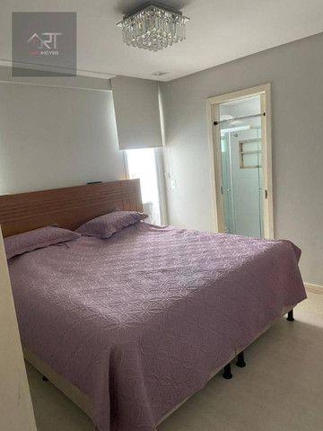 DF - Lindo 4 quartos com 2 suítes, lazer na cobertura em Itapuã! - Foto 10