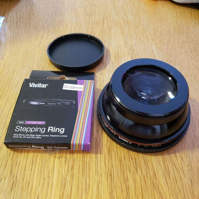 Nikon D5100 com bolsa mais lente extra - Foto 4