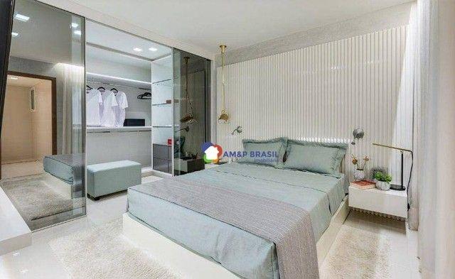 Apartamento com 3 dormitórios à venda, 125 m² por R$ 910.000,00 - Setor Marista - Goiânia/ - Foto 12