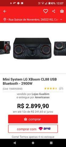 Vendo som LG Cl 88