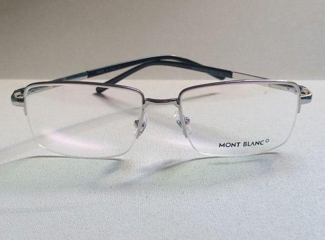 armações oculos de grau de grifes - novas na caixa - Foto 3