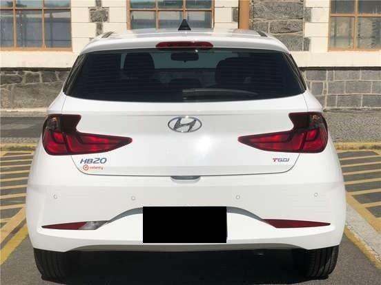 Carta de crédito - Hyundai HB20 1.0 Diamond 2020 FLEX - Entrada R$21.000,00 - Foto 5