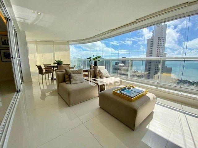 Apartamento com 5 dormitórios à venda, 335 m² por R$ 3.500.000,00 - Altiplano - João Pesso