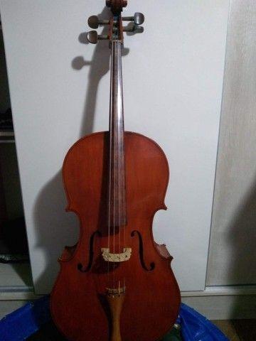 Violoncelo Europeu Stradivarius Cremonensis