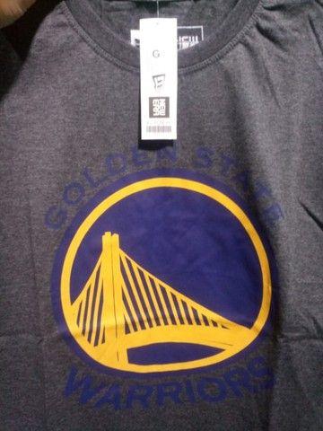 Camisa Golden State Warriors NBA - Foto 3
