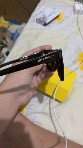 óculos ferrovia