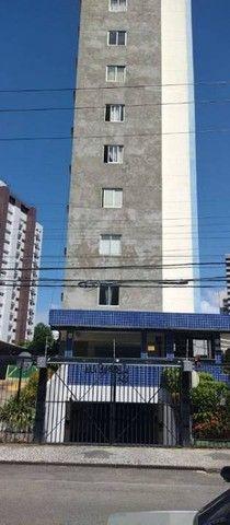 Apartamento com 2 dormitórios para alugar, 85 m² por R$ 1.500,00/mês - Espinheiro - Recife