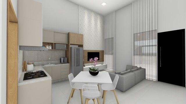 Casa Térrea   127,00 m² de Área Construída   Jd. Espanha - Foto 4