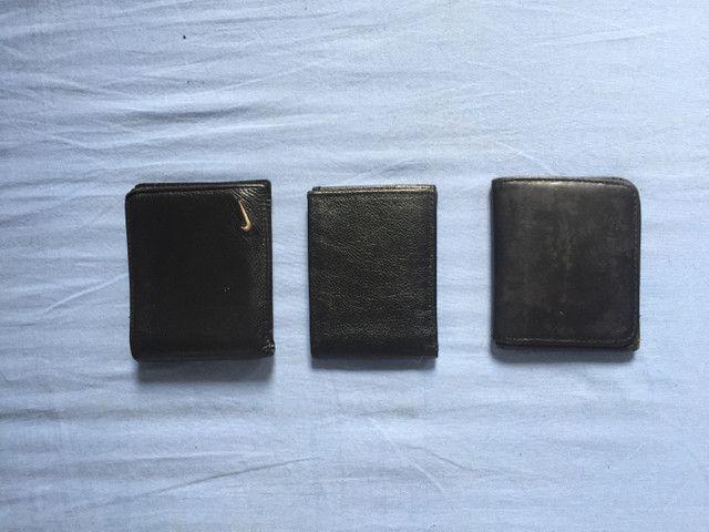 Carteiras de couro - Foto 2