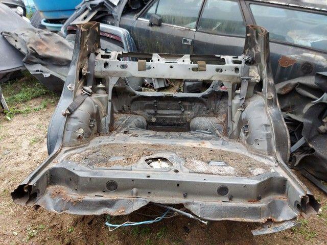 Trazeira de Siena de 96 a 2005 R$400,00 em Santa Rosa Niteroi  - Foto 4
