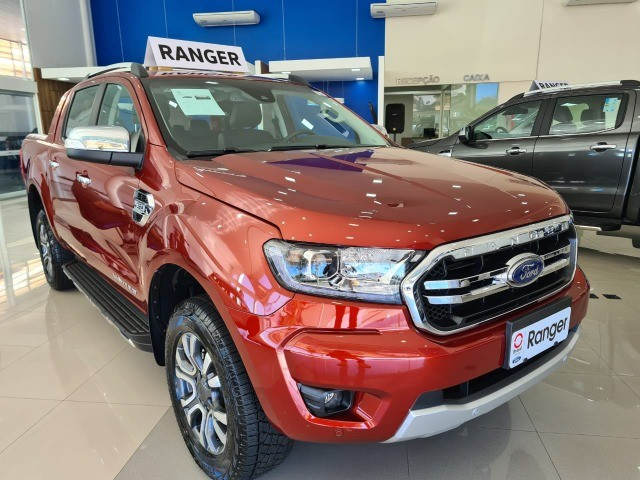 Ranger Limited 2022 - garantimos a sua cotação, Brasal Taguatinga!!! - Foto 3