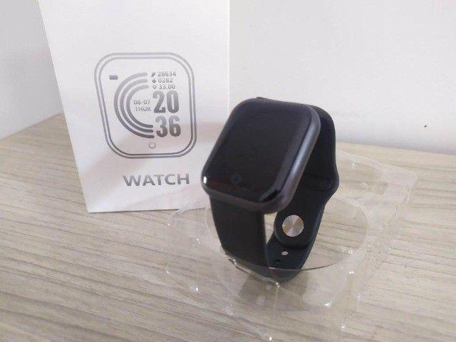 Relógio Smartwach D20 Preto - Foto 3