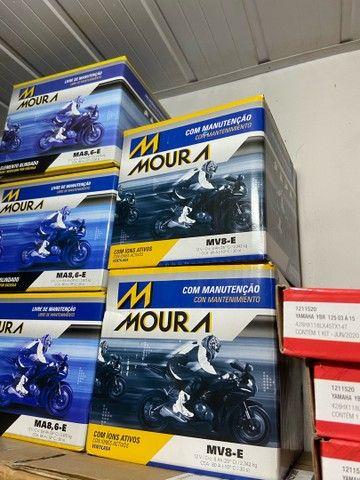 Bateria Moura para motos suzuki  yes intruder gsr150 entrega todo Rio  - Foto 3