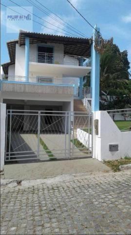 Casa com 4 dormitórios, 350 m² - venda por R$ 620.000,00 ou aluguel por R$ 3.200,00/mês -