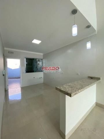 Casa nova com 3 dormitórios à venda, 105 m² por R$ 480.000 - Jd Alto Da Boa Vista - Maring - Foto 13