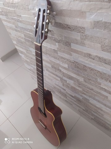 Violão Yamaha apx N6 - Foto 5