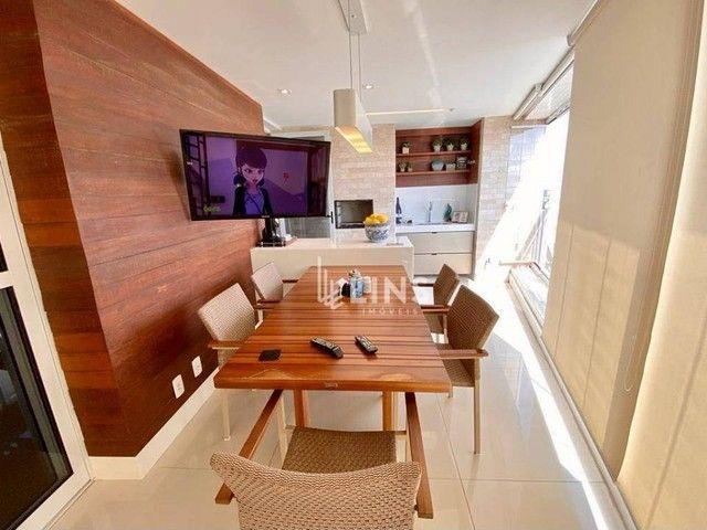 Apartamento com 5 dormitórios à venda, 335 m² por R$ 3.500.000,00 - Altiplano - João Pesso - Foto 14
