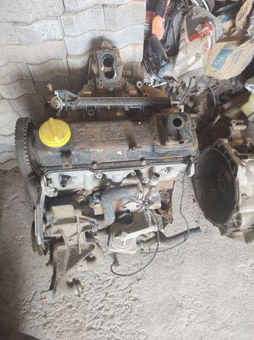 Motor AP 2.0 comando forte