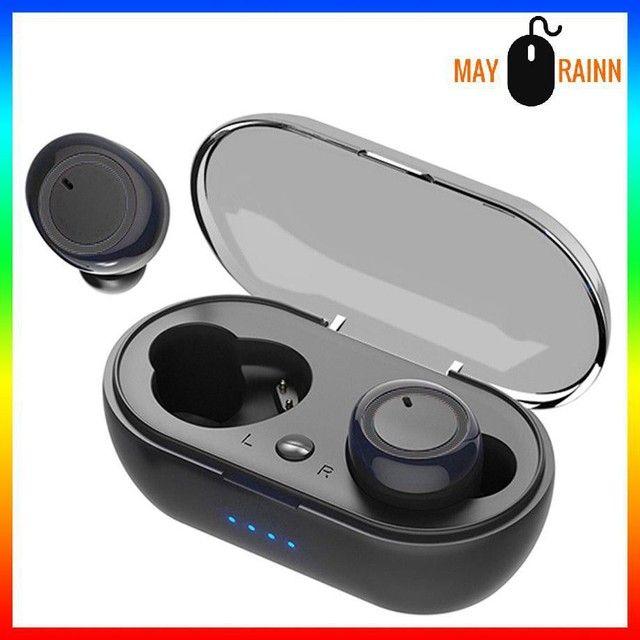 Fone de ouvido via Bluetooth - Foto 4