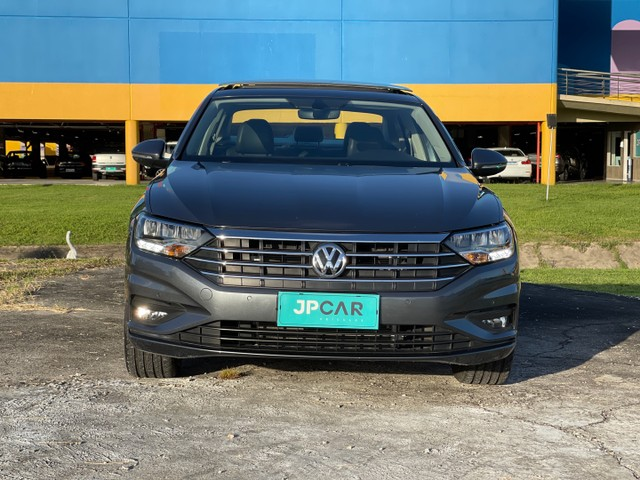 VW JETTA COMFORTLINE 250  1.4 TSI COM TETO SOLAR FLEX AUTOMÁTICO 18/19 - JPCAR  - Foto 2