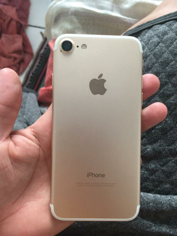 Iphone 7 gold 32 gb - Foto 3