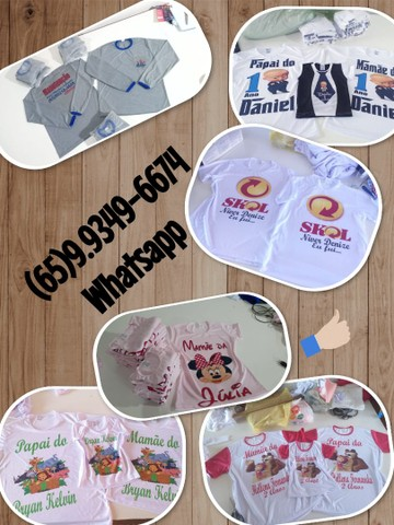 Uniformes e Camisetas Personalizadas - Foto 5