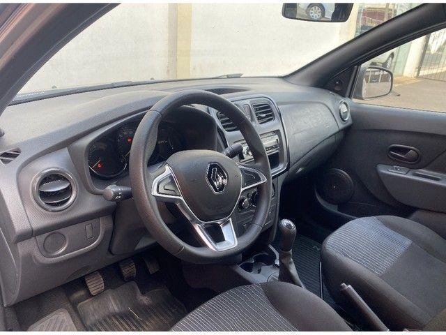 Renault Logan 1.0 12V SCE FLEX LIFE MANUAL - Foto 7