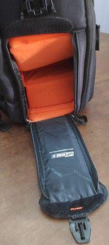 Mochila Vanguard Up-Rise II 48 para equipamento de câmera e acessórios (preta) - Foto 6