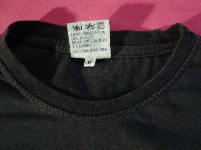 Camiseta Mtv - Music Television Oficial - Tamanho G - Foto 4