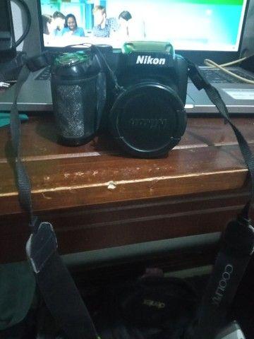 Camera Samsung e câmera nikon - Foto 5
