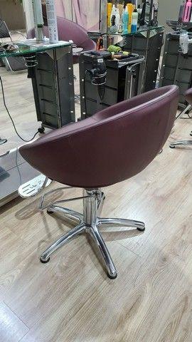 Venda móveis para salão de cabeleireiros. - Foto 2