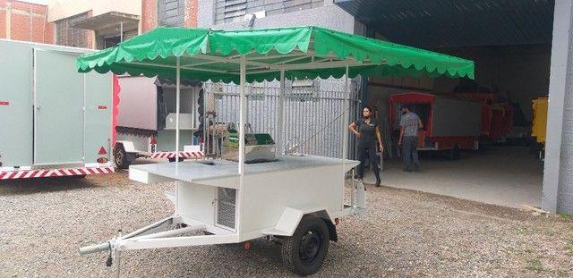 carretinha, carrinho de caldo de cana - Foto 2