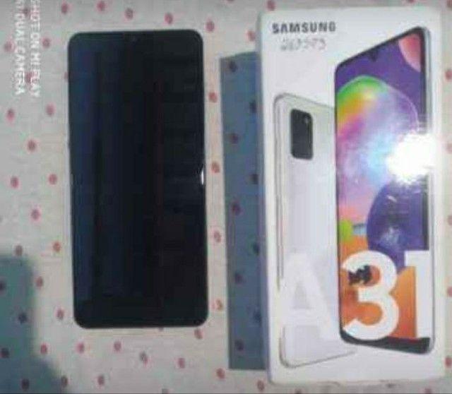 Samsung A31S, pra vender logo - Foto 3