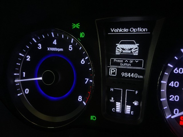 Hyundai Azera 3.0 V6 Automatico 2011/2012 - Revisado - Impecável - Foto 8