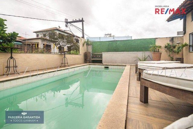 Pousada com 11 dormitórios à venda, 500 m² por R$ 1.350.000,00 - Fátima - Niterói/RJ - Foto 5