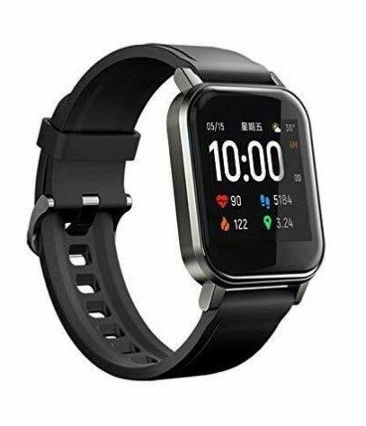 Relógio Smartwatch Haylou Ls02 Preto
