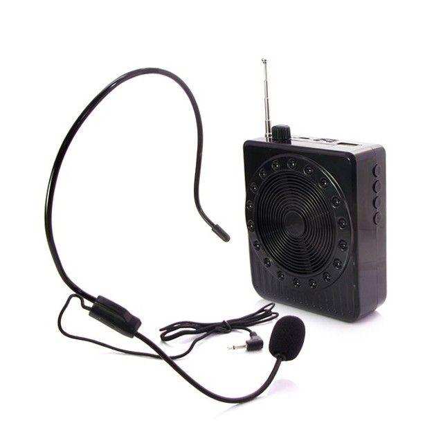 Megaphone Multifunções K150/ Rádio Fm / USB Player ? Entrega grátis - Foto 2