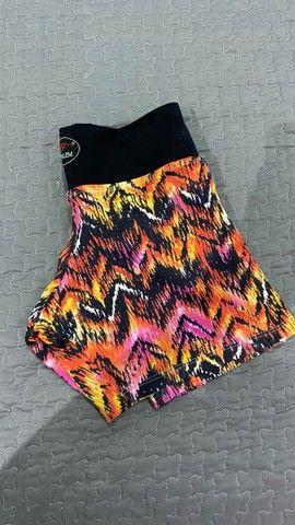 Calças leggings para academia, tops e conjunto  - Foto 3