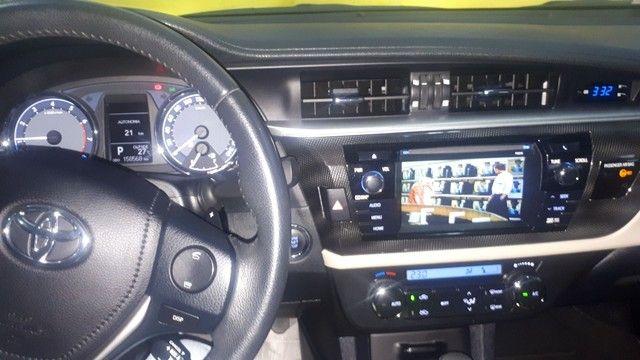 Corolla altis 2.0 flex 2015  - Foto 8