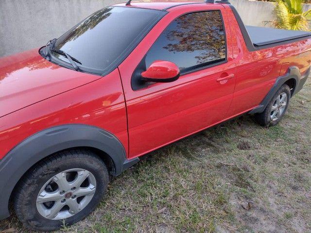 Fiat Strada 1.4 CS Freedom - 19.000 kms / Único Dono / 2021 Vistoriado