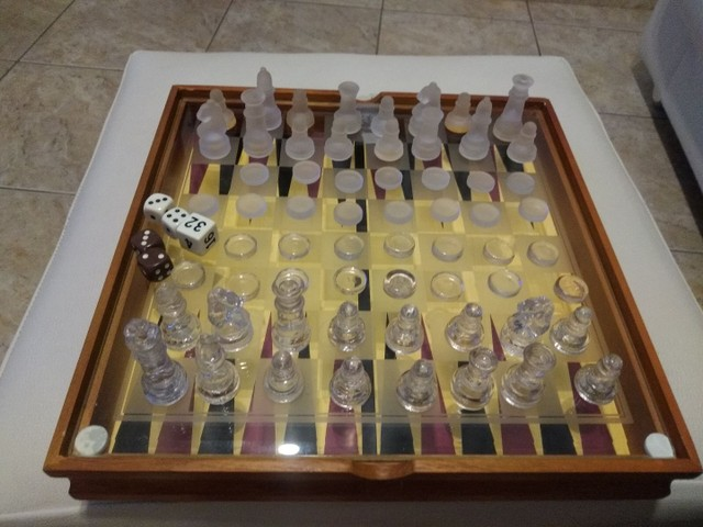 Jogo de xadrez  - Foto 2