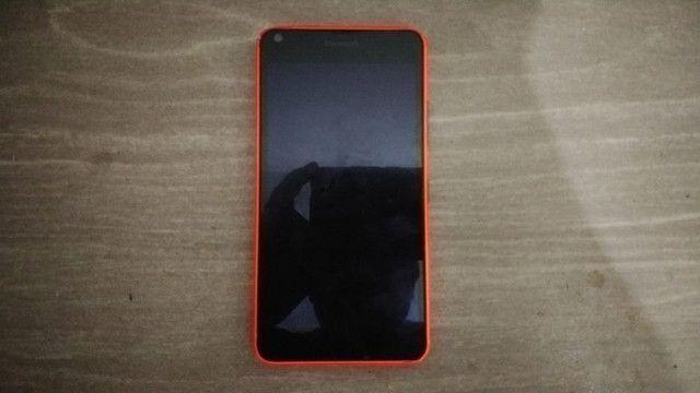 Nokia lumia 640 rm 1109 não está ligando tela quebrada - Foto 2