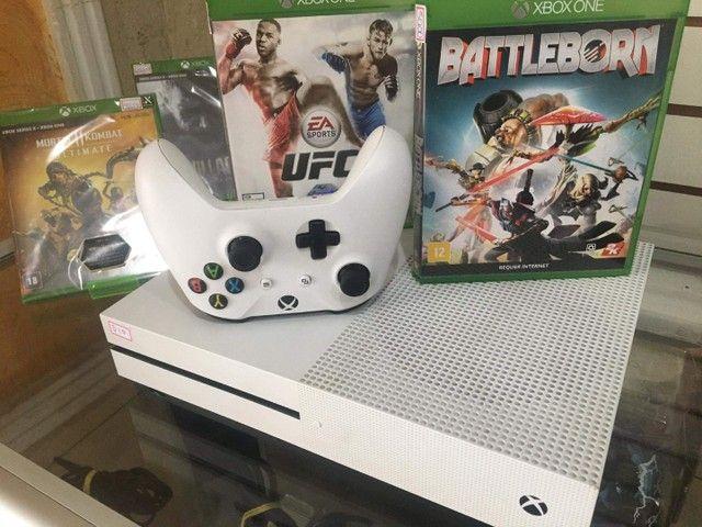 Xbox one s +Garantia.
