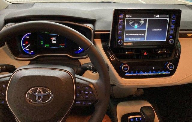 Corolla Altis Hybrid PREMIUM  21/22 - Foto 10