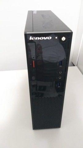Pc Slim Lenovo I3-6100 / 4gb Ram / Ssd 256gb